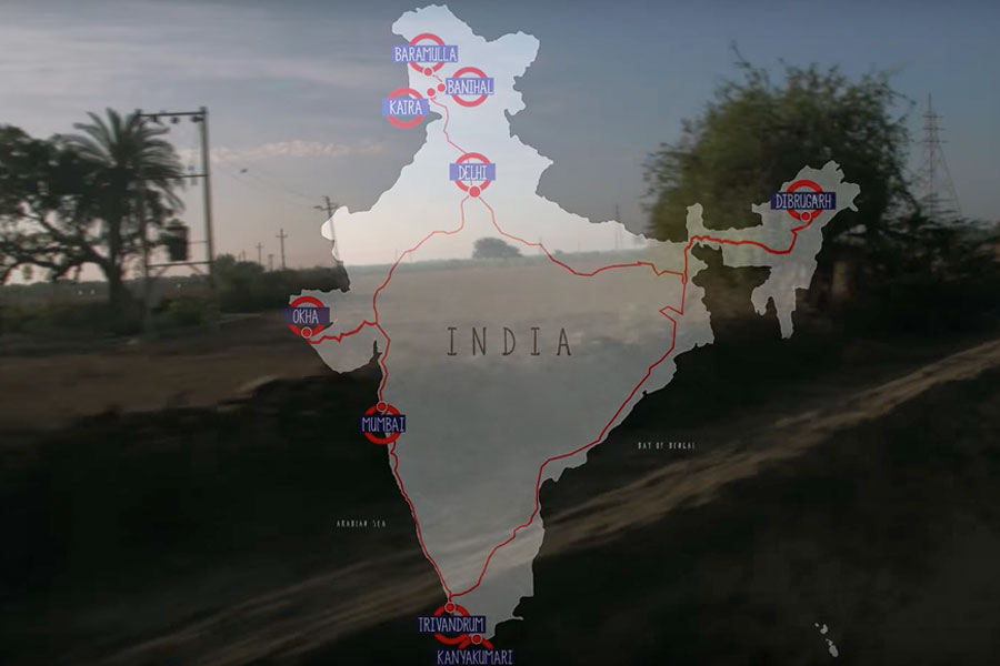 The Unreserved: Postcards From Real India, Film Companion