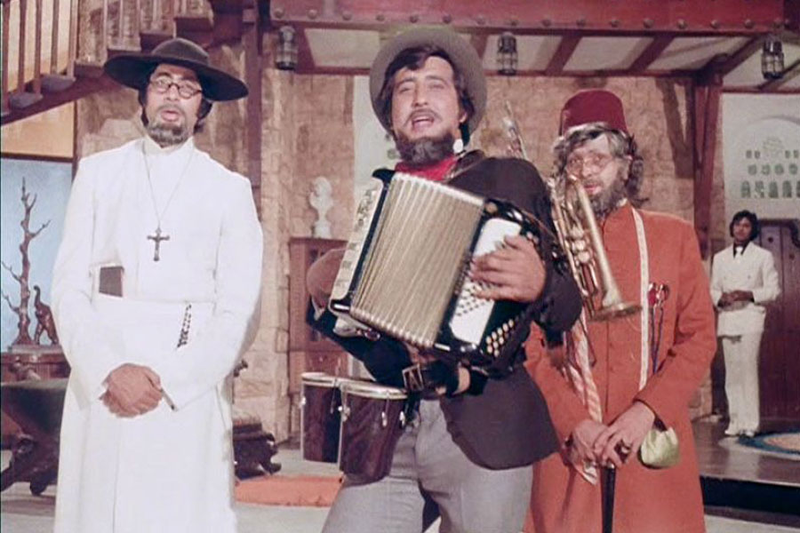 40 Years Of Amar Akbar Anthony: Our Favourite Tales From The Set, Film Companion
