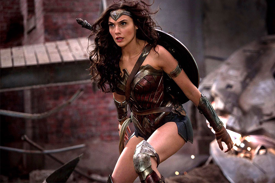A Starter Kit On Wonder Woman: The First Lady of Comic Books, Film Companion