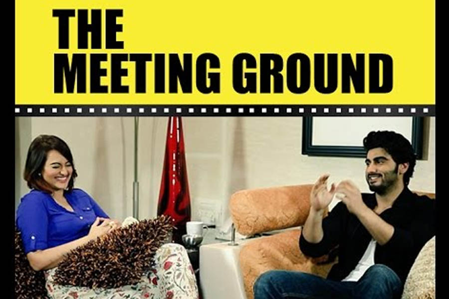 Arjun Kapoor and Sonakshi Sinha | Meeting Ground, Film Companion