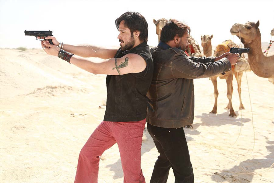 Baadshaho Movie Review: Kings Of The Damned, Film Companion