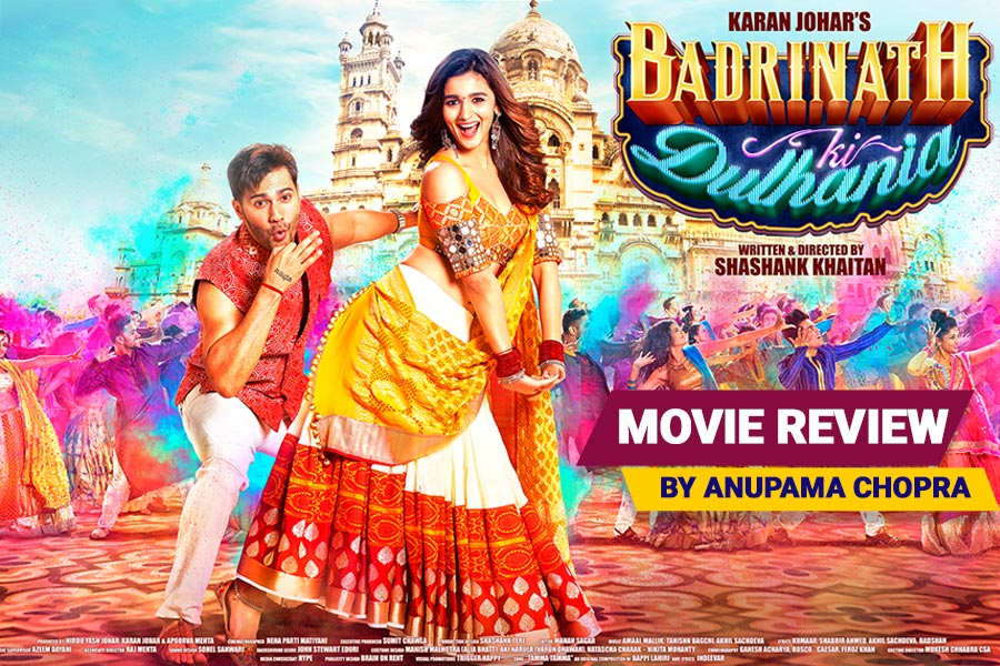 Badrinath Ki Dulhania Movie Review: A Frothy Romance With A Light Dose Of Feminism, Film Companion