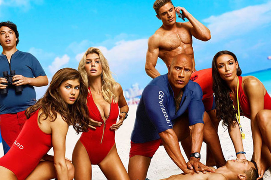 Baywatch Movie Review: Even Its Great Cast Can't Save This Juvenile Film, Film Companion