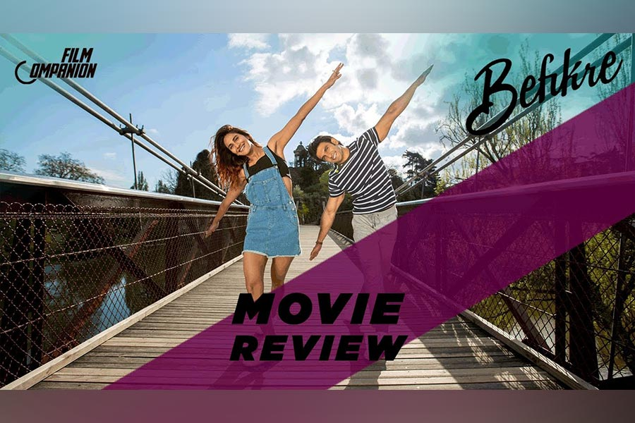 Befikre Movie Review: Aditya Chopra Manages To Reinvent Himself With This Modern Romance, Film Companion