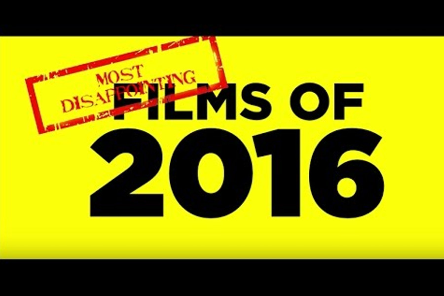 Biggest Disappointments of 2016, Film Companion
