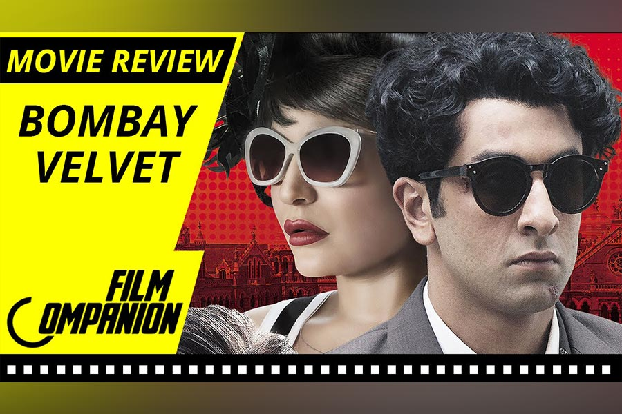 Bombay Velvet Movie Review: Anurag Kashyap Shows Potential At The Start But Ends Up Creating A Big Mess Of A Film, Film Companion