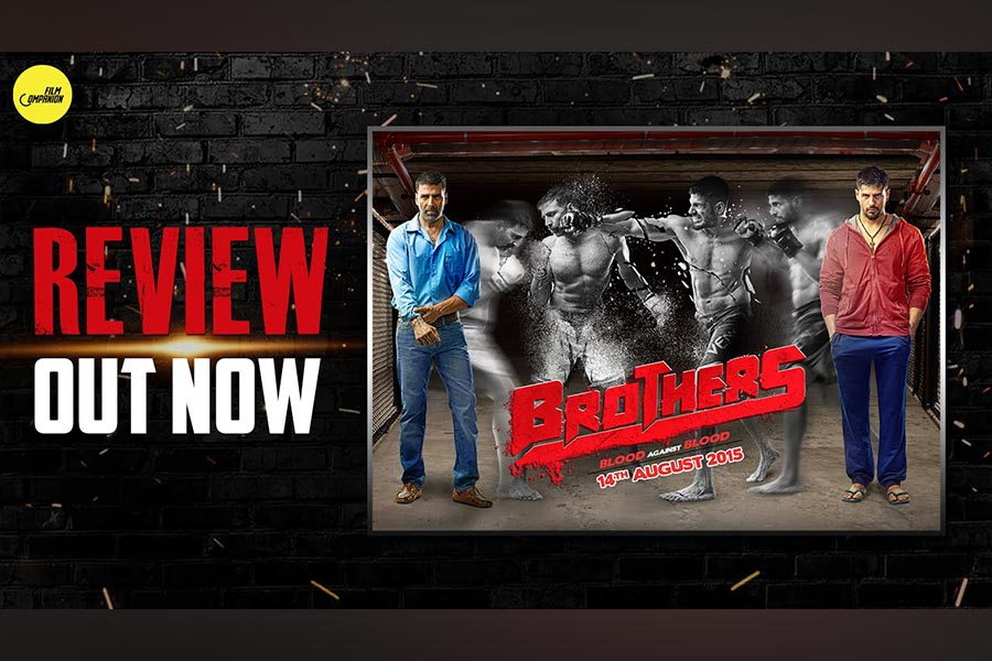 Brothers Movie Review, Film Companion