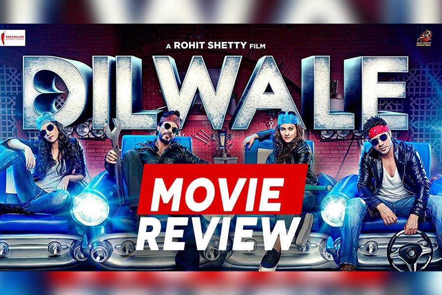 Dilwale Movie Review: The Most Powerful Names In The Industry Come Together To Create A Mediocre Film, Film Companion
