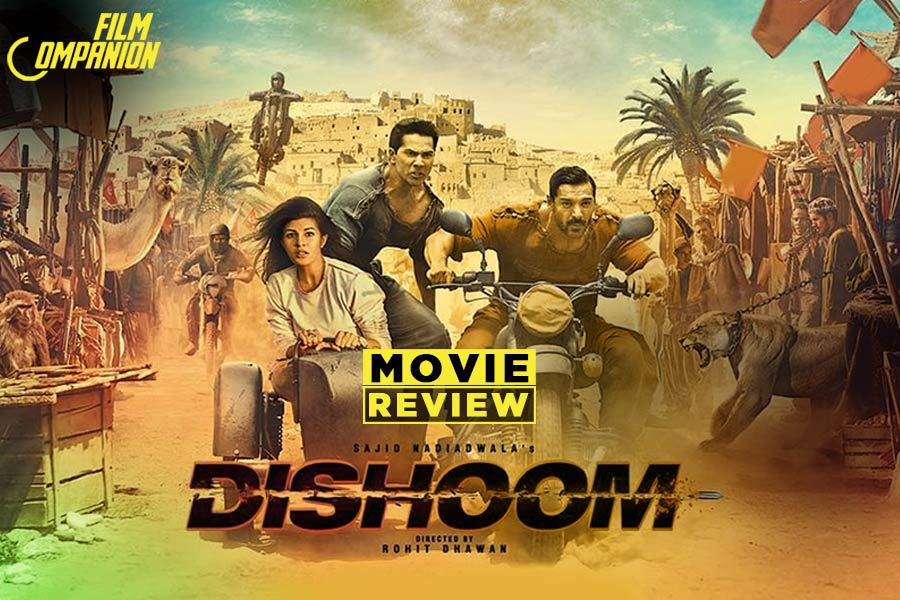 Dishoom Movie Review: A Silly But Fun Reworking Of The Buddy Cop Formula, Film Companion