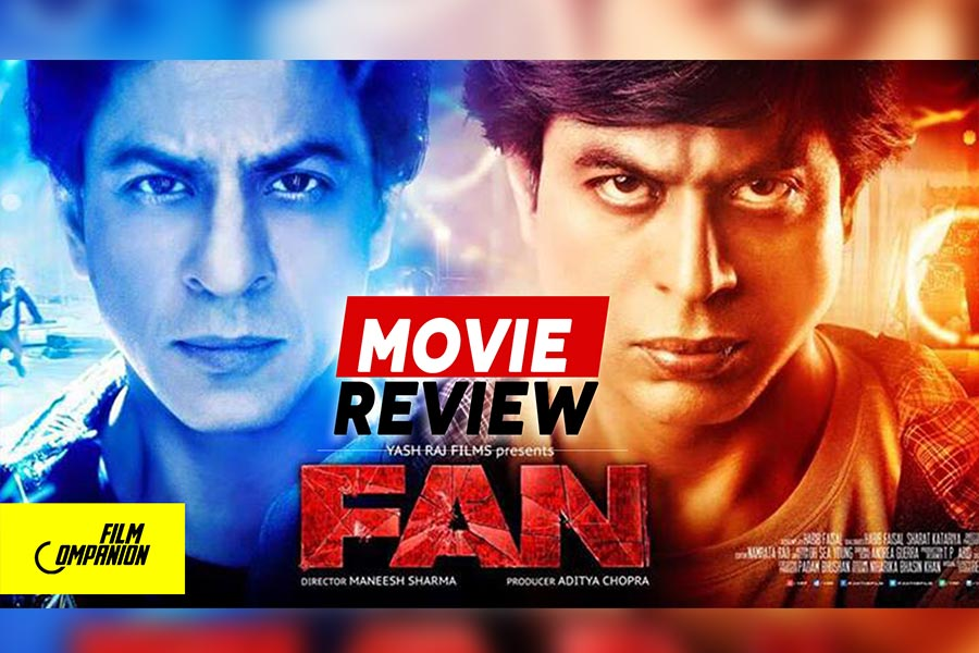 Fan Movie Review: Shah Rukh Khan Brings Vitality Into A Script That Gets Silly In Parts, Film Companion