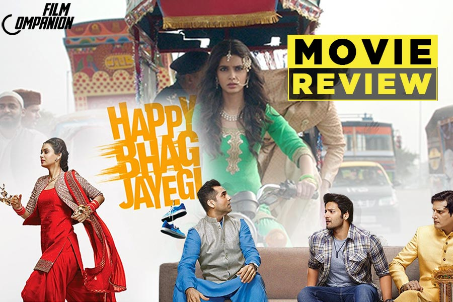 Happy Bhag Jayegi Movie Review: A Sweet, Slender Story Stretched To Snapping, Film Companion