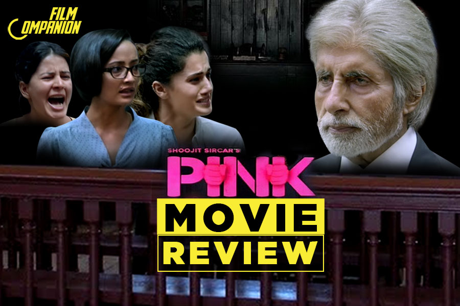 Pink Movie Review: A Powerful Film That Deserves To Be Seen, Film Companion