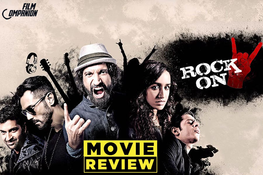 Rock On 2 Movie Review, Film Companion