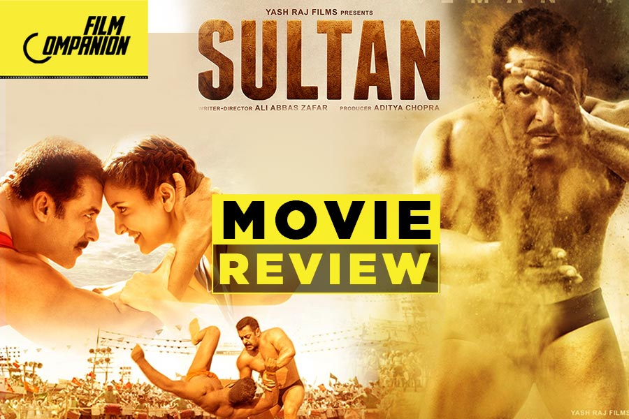 Sultan Movie Review: Salman Khan Keeps You Invested In This Over-Blown Sports Drama, Film Companion