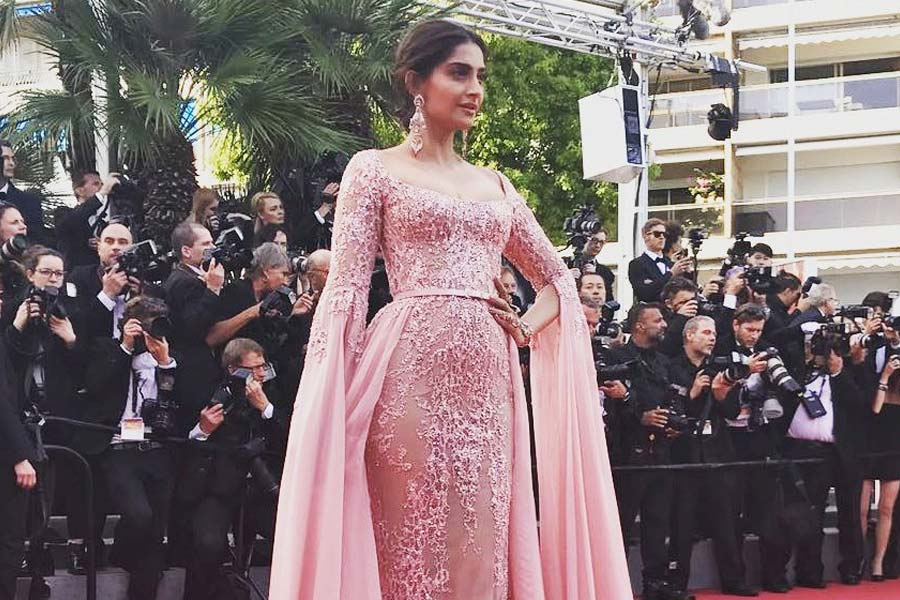 Cannes 2017: True To Form, Sonam Knocks It Out Of The Park, Film Companion