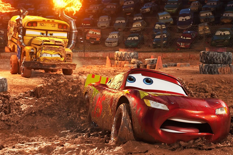 Cars 3 Movie Review: Despite 7 Writers On Board, We Get A Plot That's Too Predictable, Film Companion