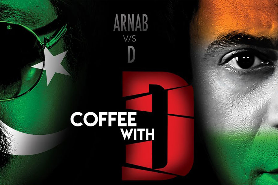 Coffee With D Review: Tacky, Tasteless And Futile, Film Companion