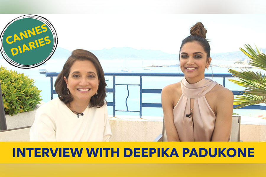 Deepika Padukone Interview with Anupama Chopra | Cannes Film Festival 2017, Film Companion