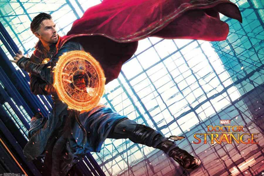 Doctor Strange Review: Stranger Than Science Fiction, Film Companion
