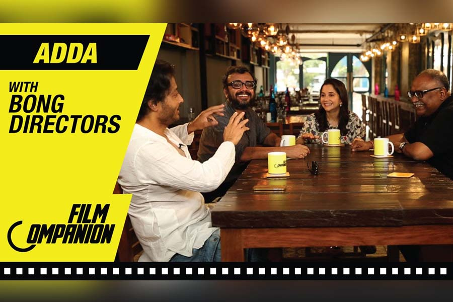 Dibakar Banerjee, Pradeep Sarkar & Sujoy Ghosh | Adda, Film Companion