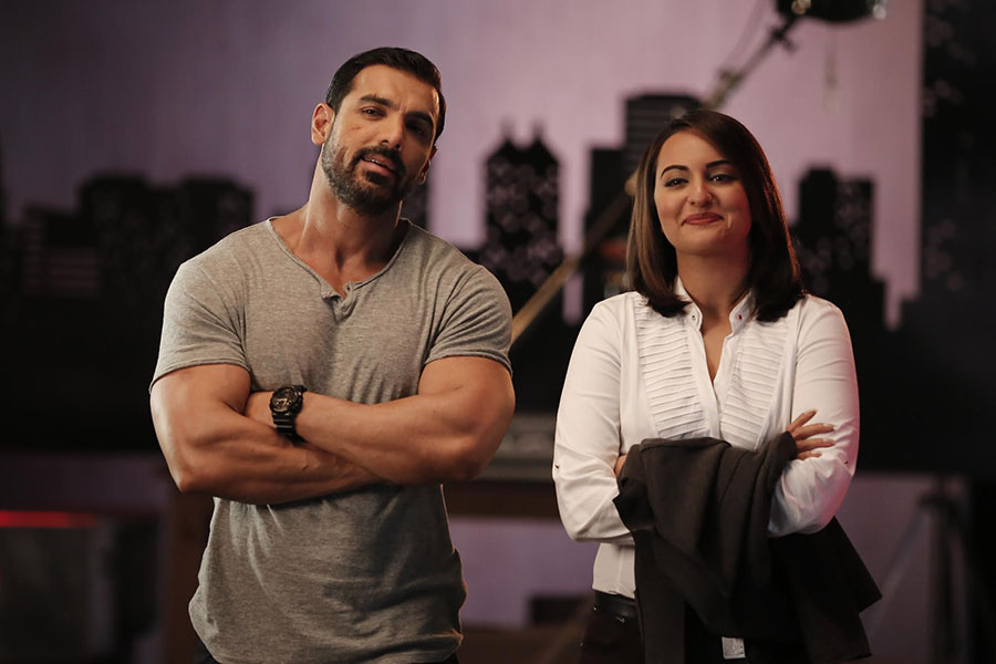Force 2 Review: A Forced Sequel With A Forceful Villain, Film Companion