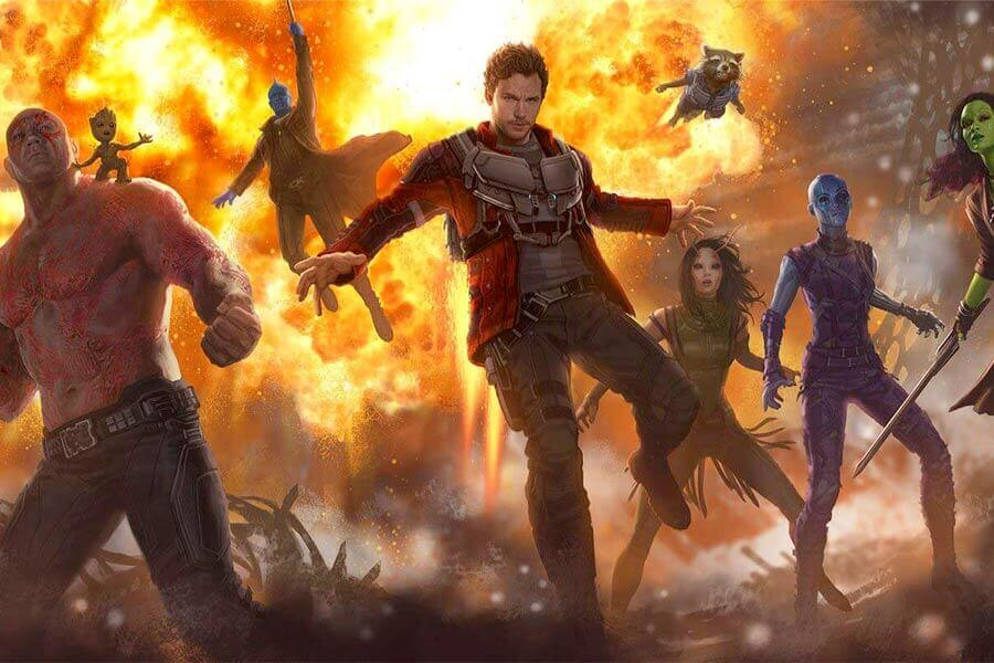 Guardians of the Galaxy Vol. 2 Review: Fun, Frothy and Forgettable, Film Companion