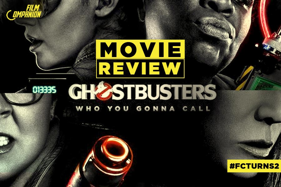 Ghostbusters Movie Review, Film Companion