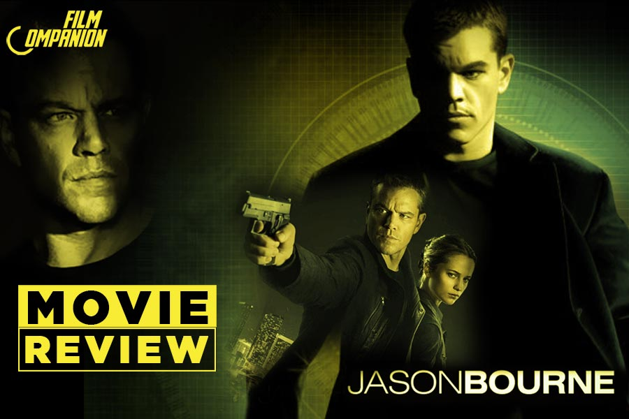 Jason Bourne: Thy Spy Thriller Doesn't Get Your Adrenalin Pumping Because It's Too Grim And Claustrophobic, Film Companion