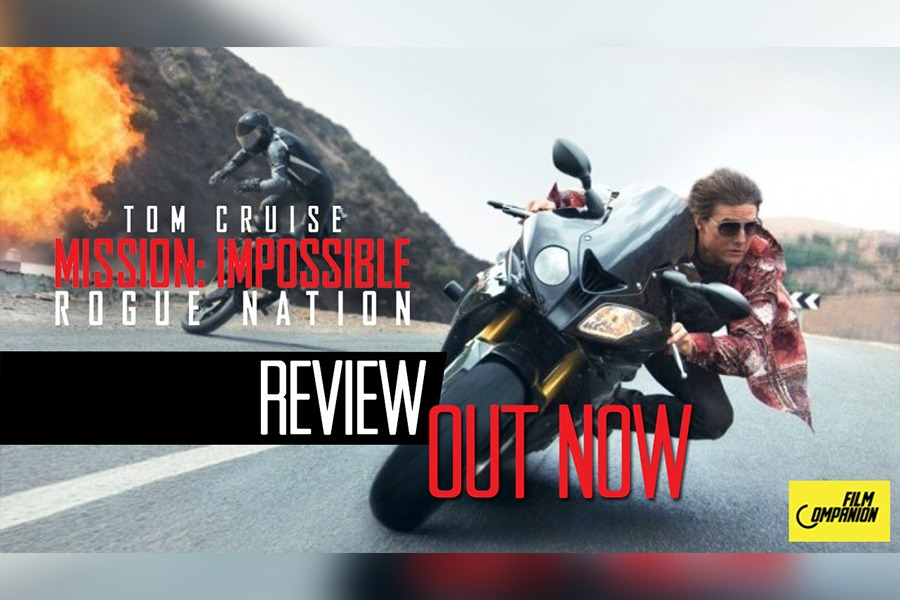 Mission: Impossible 5: Rogue Nation Movie Review