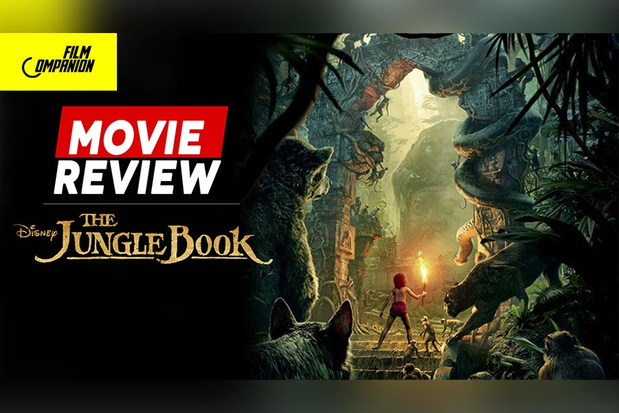 The Jungle Book Movie Review: A Film So Emotional And Visually Stunning That Even The CGI Animals Will Make You Cry, Film Companion