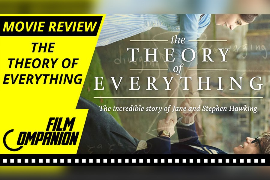 The Theory Of Everything Movie Review, Film Companion
