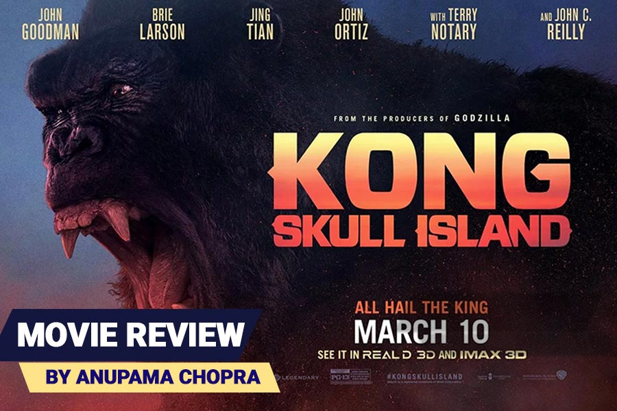 Kong: Skull Island Movie Review: The Only One Doing Any Acting In This Film Is Kong, Film Companion