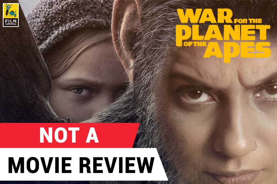 War for the Planet of the Apes, Film Companion