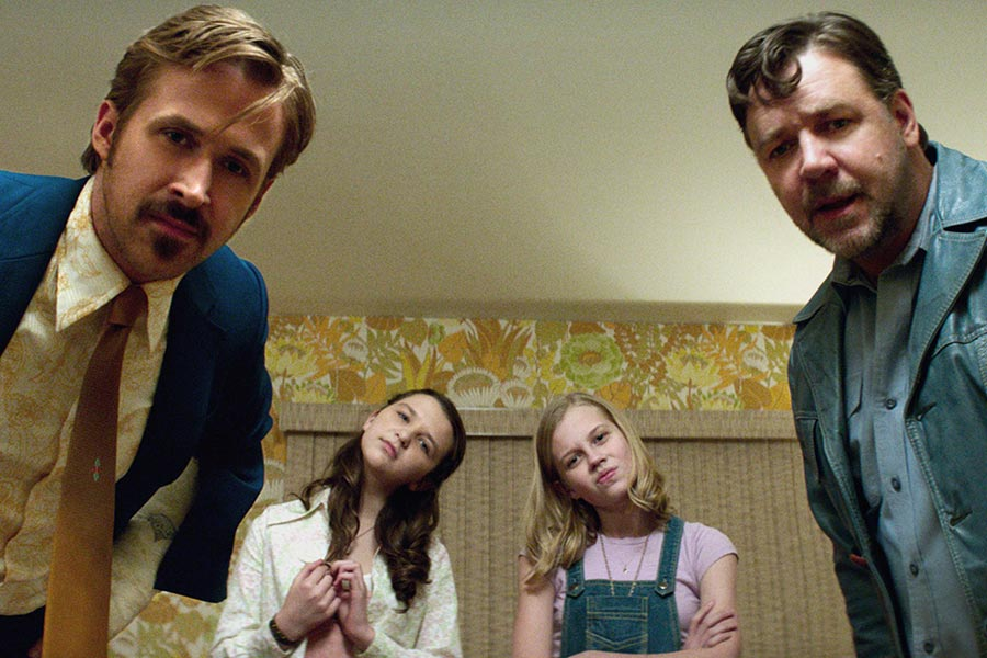 The Nice Guys Tell You How Not To Play Nice, Film Companion