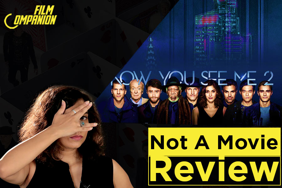 Now You See Me 2, Film Companion
