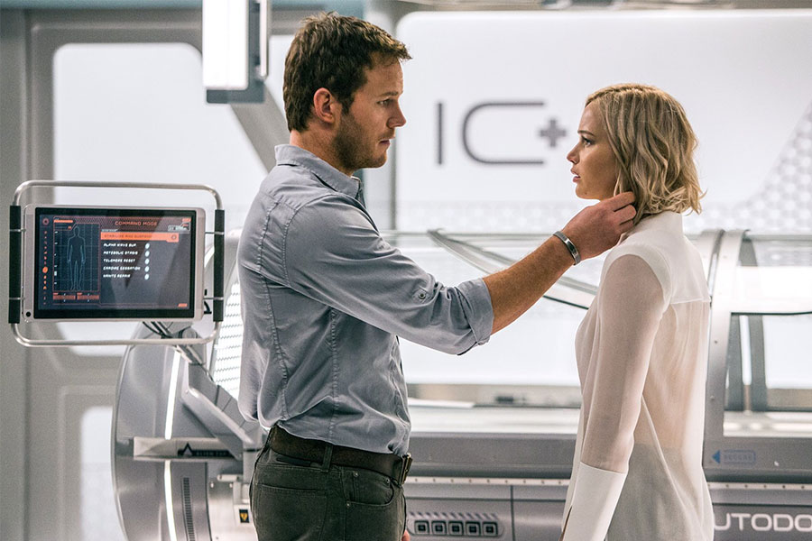 Passengers Review: A Flaky, Spaced-Out, Guilty Pleasure, Film Companion