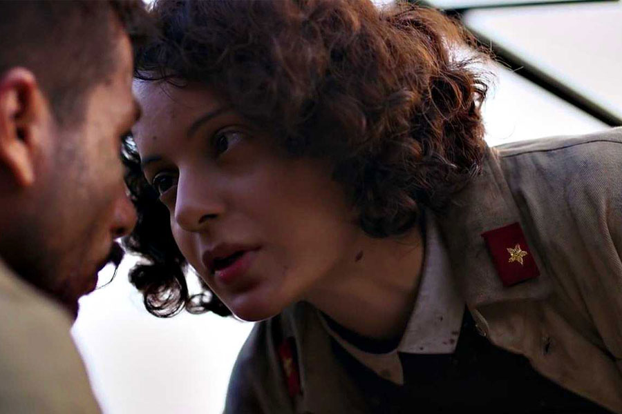 Rangoon Movie Review: A Splashy Canvas That Perhaps Deserved More Wit, Film Companion