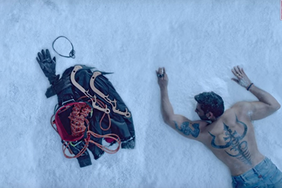 Shivaay Review: A Soulless Vanity-Action Flick, Film Companion