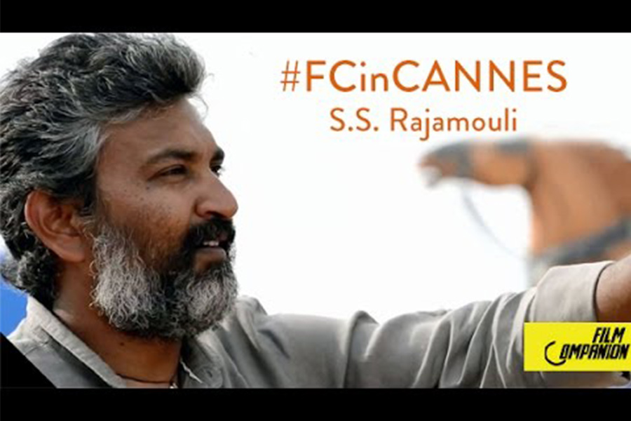 S.S. Rajamouli at Cannes   Baahubali in VR, Film Companion