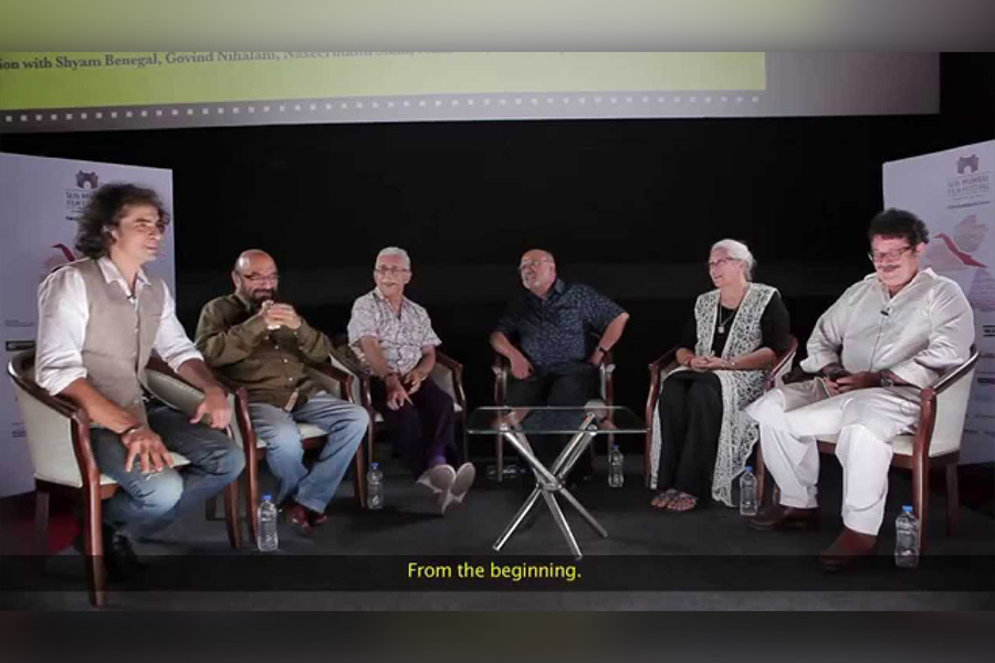 Imtiaz Ali in conversation with the team of Junoon | FC Director's Choice, Film Companion