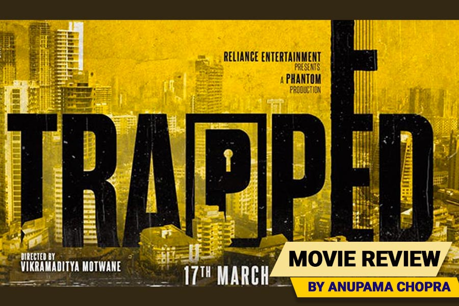 Trapped Movie Review, Film Companion
