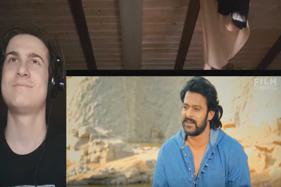 Video Of The Day: YouTuber Toma Puck's Reaction To Our 'On The Sets Of Baahubali: The Conclusion' Video, Film Companion