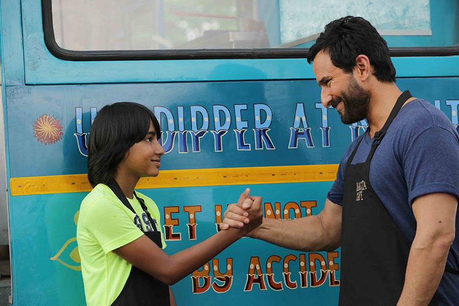 Chef Movie Review: Even Saif Ali Khan's Fine Performance Can't Save This Bland Film, Film Companion