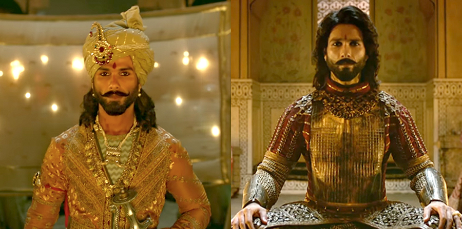 How The Stars Of Padmaavat Transformed Into 14th Century Royals, Film Companion