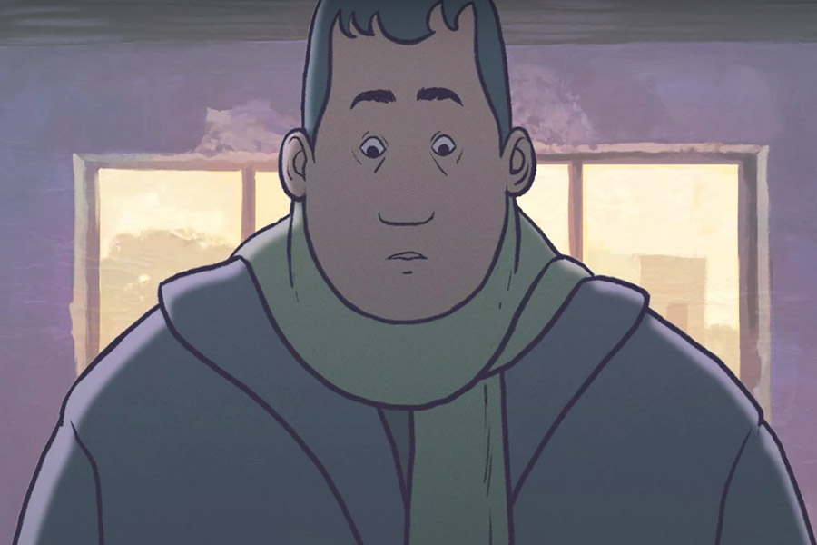 Death Of A Father Short Film Review: Animating Grief, Film Companion