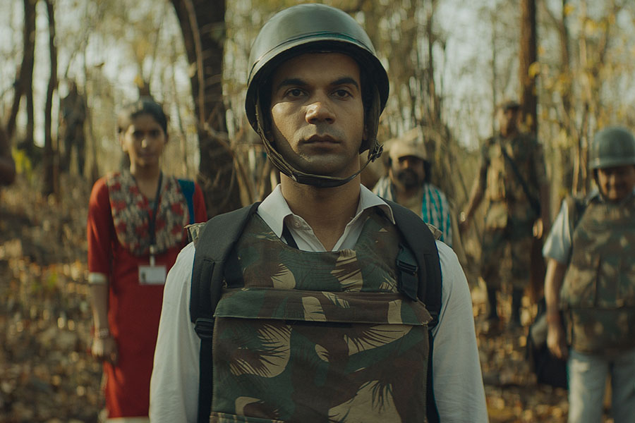 Newton Movie Review: A Dark Comedy On The State Of The Indian Democracy, Film Companion
