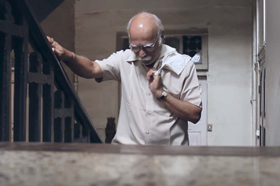 The End Short Film Review: Too Much Of A Story, Film Companion