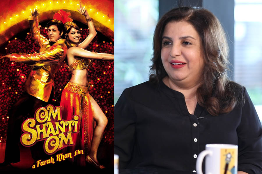 10 Years of Om Shanti Om With Farah Khan, Film Companion