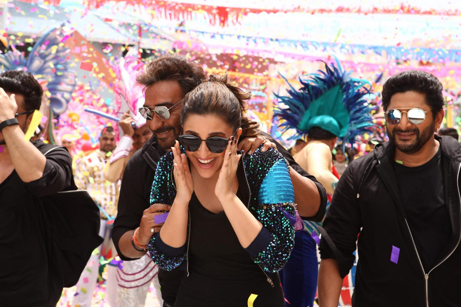 Golmaal Again Movie Review: A Lazy Slapstick Film That Thinks It's A Horror Comedy, Film Companion