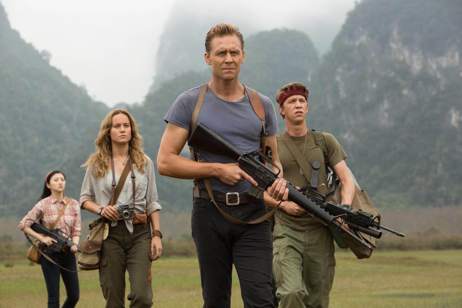 Kong – Skull Island Review: An Overdose Of Monkey Business, Film Companion